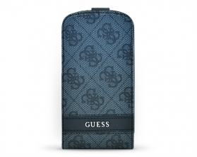 GUFLS34GG Guess šedivé Flipové Pouzdro Samsung Galaxy S3