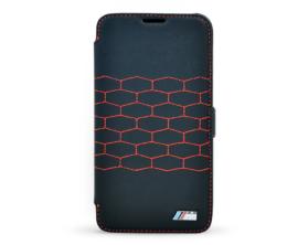 """BMW """"M"""" Interior Seats Knížkové Pouzdro černá Samsung Galaxy S5"""