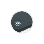 BMHCS6LOB BMW Signature Hard Case Leather Black pro Galaxy S6