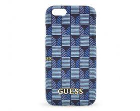 Kryt Guess Jet Set Hard pro Apple iPhone 6/6S – modrý