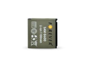 Baterie Forever Samsung G600 1100 mAh