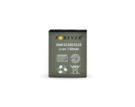 Baterie Forever Samsung S3350 1150 mAh
