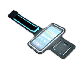 Pouzdro na ruku pro Samsung Galaxy S5 – černé