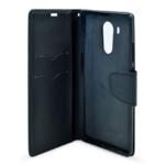 Book case Fancy Huawei Mate 8 černá