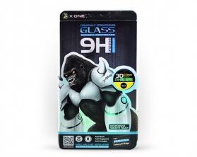 Tvrzené sklo X-ONE pro Samsung Galaxy S7 Edge – bílé