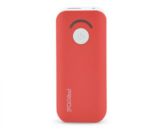Remax Jane V3 PowerBank 6000 mAh – červená