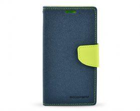 Fancy diary case Sony Xperia M5 tmavě modrá/limetková