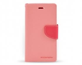 Fancy diary case iPhone 6 růžová / tmavě růžová