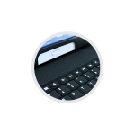 "Blun Book Case Samsung Galaxy Tab3 10,1"" QWERTY Bluetooth"