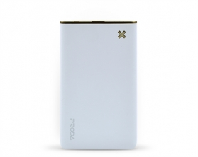 Power Bank Remax Thin RPP-10 5000 mAh – bílá/zlatá