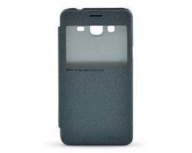 Nillkin Sparkle S-View Pouzdro Samsung Galaxy J3 2016 černé