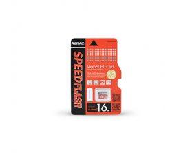 Paměťová karta Remax micro SDHC 16 GB class 10 w/a