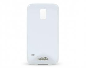 Kisswill TPU ochranný kryt pro Samsung Galaxy S5 – průhledný