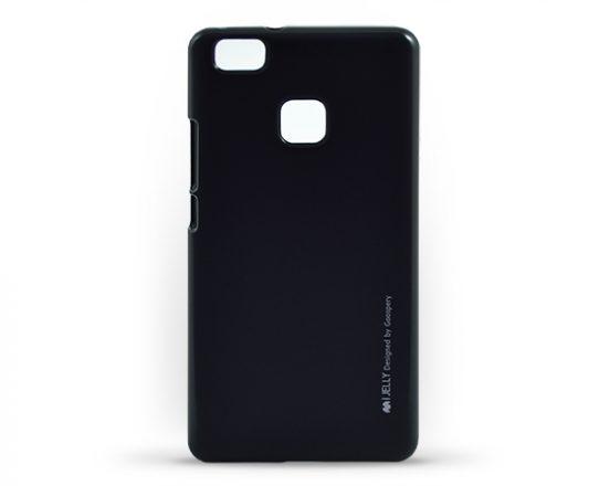 Kryt Mercury i-Jelly TPU Case pro Huawei P9 Lite černý