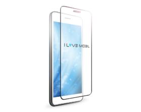 Ochranné sklo LCD X-ONE Apple iPhone 7 3D Full 9H bílé