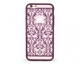 Kryt DEVIA Baroque Swarovski Apple iPhone 6/6S černý