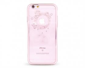 Kryt DEVIA Garland Apple iPhone 6/6S stříbrný