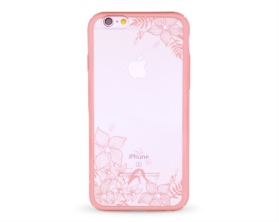 Kryt DEVIA Engaging Swarovski Apple iPhone 6/6S růžový