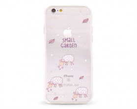 Kryt DEVIA Vango Apple iPhone 6/6S shelly sheep