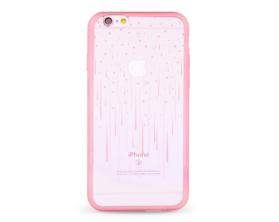 Kryt DEVIA Meteor Swarovski Apple iPhone 6/6S růžový