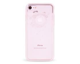 Kryt DEVIA Garland Swarovski Apple iPhone 7 stříbrný