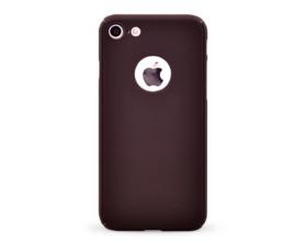 Kryt 360 protect hard case +ochranné sklo Apple iPhone 7 černý