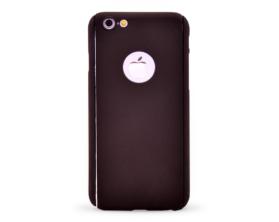 Kryt 360 protect hard case +ochranné sklo Apple iPhone 6 černý