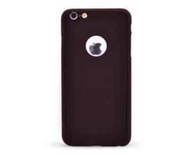 Kryt 360 protect hard case +ochranné sklo Apple iPhone 6 plus černý