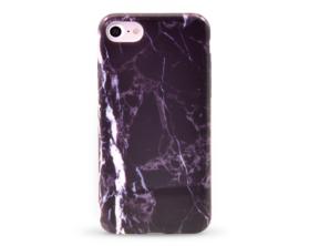 Kryt Ultra Slim Rubber Soft TPU Apple iPhone 7 kámen černý