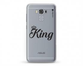 Kryt NORDTEN King Asus Zenfone 3 silikonový