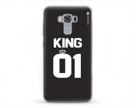 Kryt NORDTEN King 01 Asus Zenfone 3 silikonový