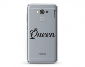 Kryt NORDTEN Queen Asus Zenfone 3 silikonový