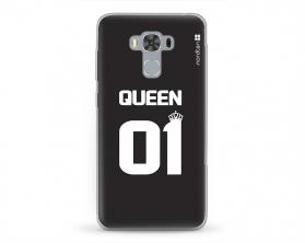 Kryt NORDTEN Queen 01 Asus Zenfone 3 silikonový