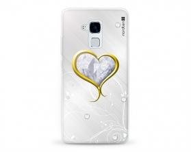Kryt NORDTEN Briliant hearth Huawei Honor 5C silikonový