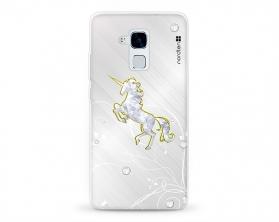 Kryt NORDTEN Briliant unicorn Huawei Honor 5C silikonový