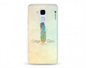 Kryt NORDTEN Carpe Diem Huawei Honor 5C silikonový
