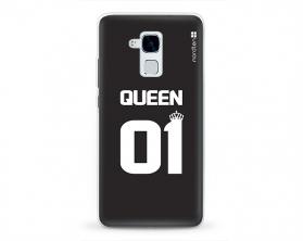 Kryt NORDTEN Queen 01 Huawei Honor 5C silikonový