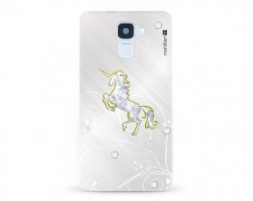 Kryt NORDTEN Briliant unicorn Huawei Honor 7 silikonový