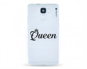 Kryt NORDTEN Queen Huawei Honor 7 silikonový