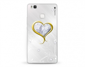 Kryt NORDTEN Briliant hearth Huawei P9 silikonový