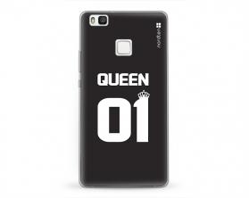 Kryt NORDTEN Queen 01 Huawei P9 silikonový