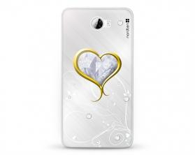 Kryt NORDTEN Briliant hearth Huawei Y5 II silikonový