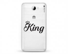Kryt NORDTEN King Huawei Y5 II silikonový