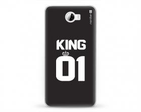 Kryt NORDTEN King 01 Huawei Y5 II silikonový