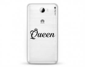 Kryt NORDTEN Queen Huawei Y5 II silikonový