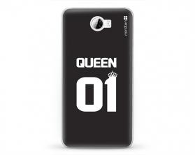 Kryt NORDTEN Queen 01 Huawei Y5 II silikonový