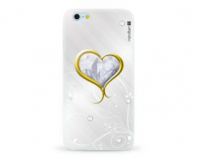 Kryt NORDTEN hearth Apple iPhone 6/6S silikonový