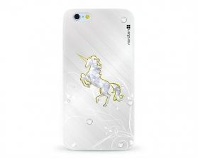 Kryt NORDTEN Briliant unicorn Apple iPhone 6/6S silikonový