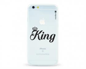 Kryt NORDTEN King Apple iPhone 6/6S silikonový