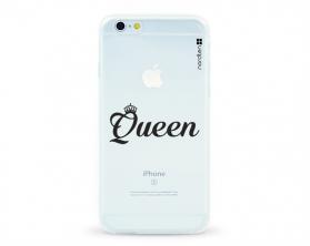 Kryt NORDTEN Queen Apple iPhone 6/6S silikonový